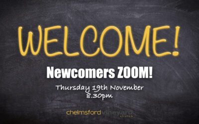 Newcomers Zoom!